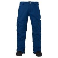 Burton - Cargo Boro Blue Snowboard Pants
