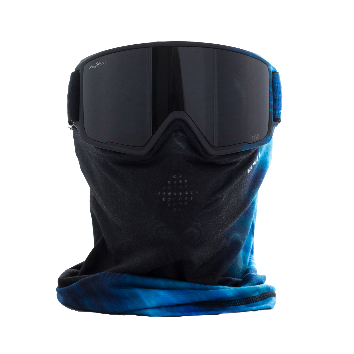anon goggles  Anon M3 Bode Merrill MFI Snow Goggle Dark Smoke - ATBShop.co.uk