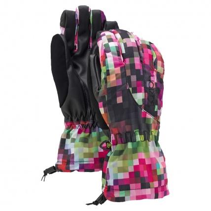 Burton Womens Pixel Flora Underglove