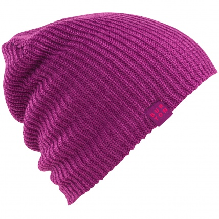 Burton All Day Long Beanie in Grapeseed