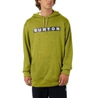 Burton - Oak Pullover Hoodie in Eclipse Toxin Heather