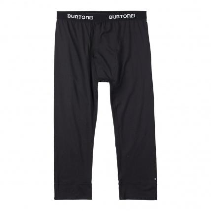 Burton Mens Shant Medium Weight Layer in Black