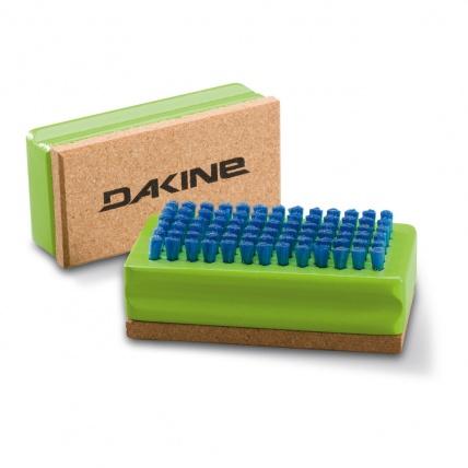 Dakine Nylon Cork Snowboard Tuning Brush top and bottom