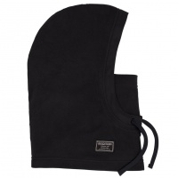 Burton - Black Burke Fleece Hood