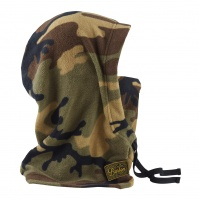Burton - Highland Camo Burke Fleece Hood