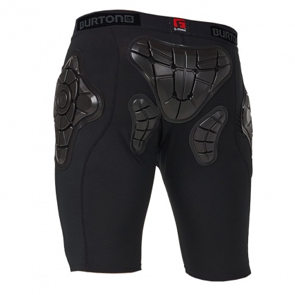 Burton Total Impact Shorts Back