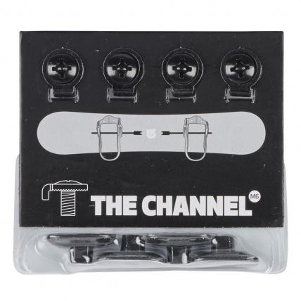 Burton EST Channel Bindings Hardware Kit