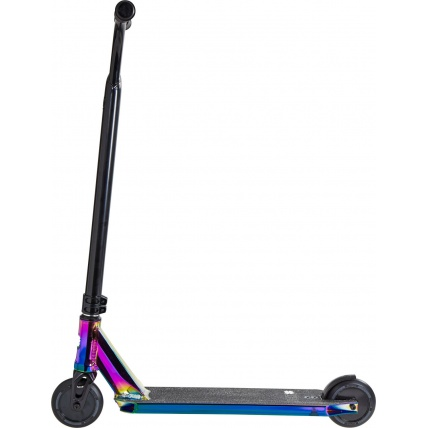 Lucky Scooters Covenant 1018 Pro Scooter in Neo Chrome