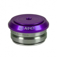 Apex  - Integrated Headset in Purple