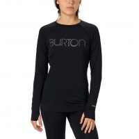 Burton - Womens Midweight Crew Base Layer