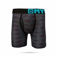 Mystic - Quick Dry Boxers in Jonas Whale