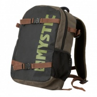 Mystic - Block Backpack 25L in Army