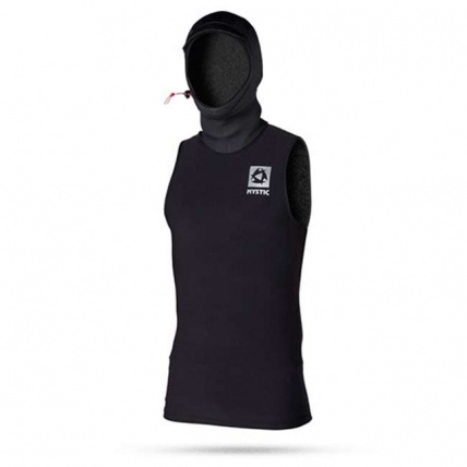 Mystic Bipoly Thermal Hooded Tank Top
