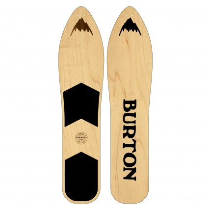 Burton Throwback 130cm Snurfer Snowboard