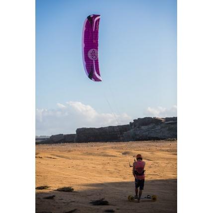 Flysurfer Speed5 Landboarding