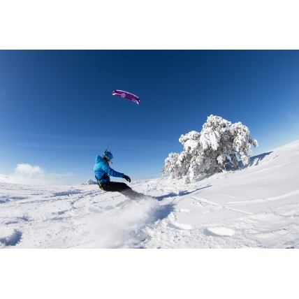 Flysurfer Speed5 Snowkiting Kite