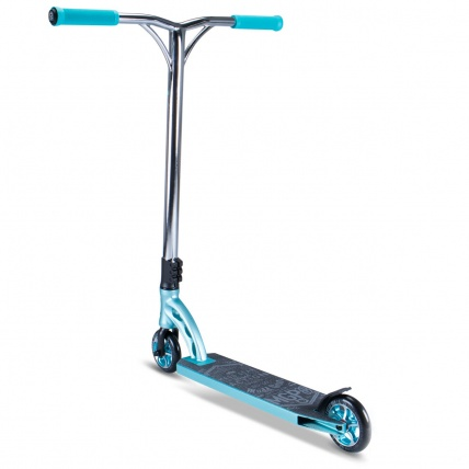 Madd MGP VX7 Team Edition Scooter in Teal Rear