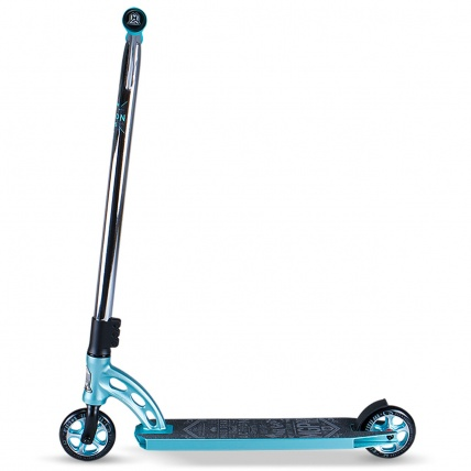 Madd MGP VX7 Team Edition Scooter in Teal Side
