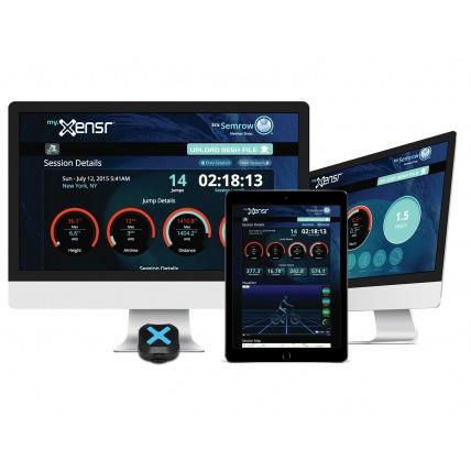 Xensr 3D Sports visualiiser multi media app