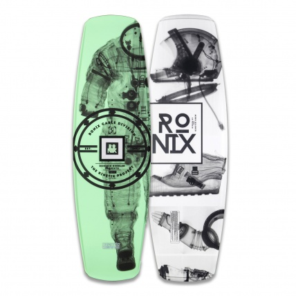 Ronix Kinetic Project with Intelligent 2.0 Park Core top and bottom