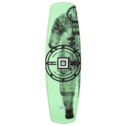 Ronix Kinetic Project with Intelligent 2.0 Park Core top