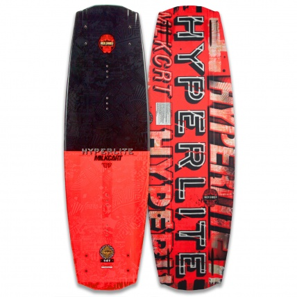 Hyperlite Nick Davies Milkcart 2016 Wakeboard top and bottom