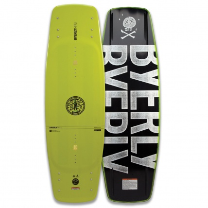 Byerly BP Brendon Priestley Pro Model 2016 Wakeboard top and bottom
