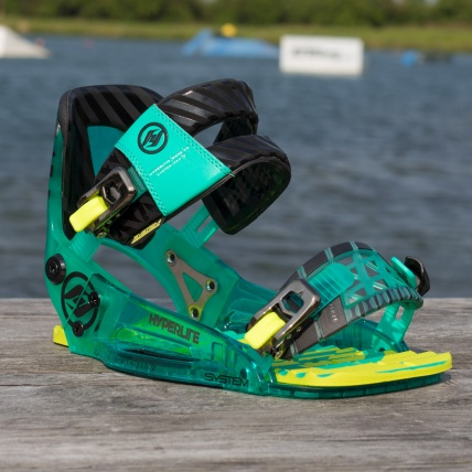 Hyperlite System Pro Chassis In Teal Atbshop Co Uk