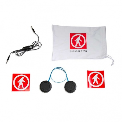 Outdoor Tech Wired Audio Chips Package