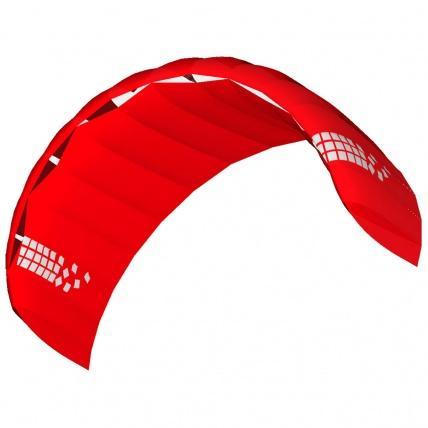 HQ4 Beamer 4m Red Power Kite