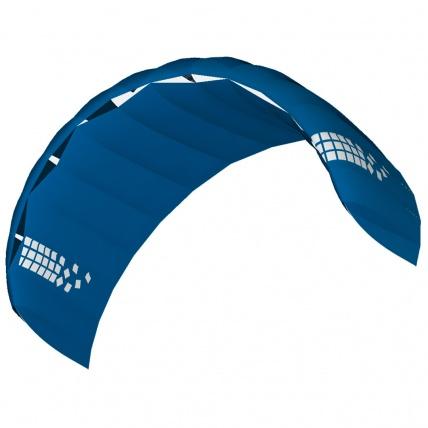 HQ4 Beamer 5m Blue Power Kite