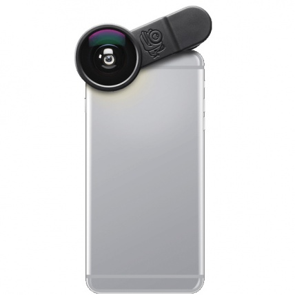 Black Eye G3 Clipper 160 Wide Angle Lens Rear Camera