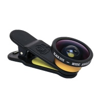 Black Eye - G3 Clipper 160 Wide Angle Lens