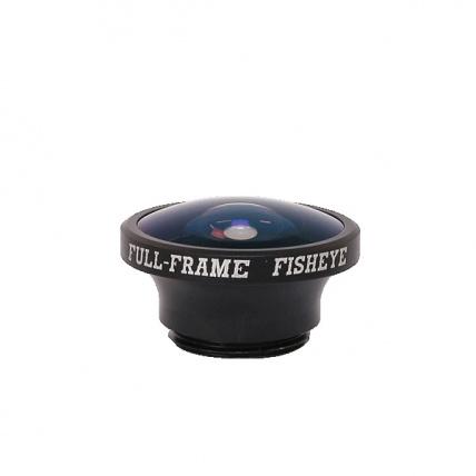 Black Eye G3 Clipper 180 Full Frame Fisheye Lens Close Up