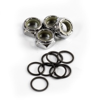 Scrub - 10mm Skate Bolts and Speed Washers