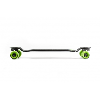 MBS All Terrain Longboard Side