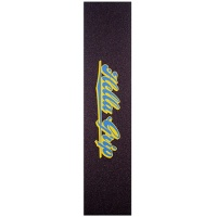 Hella Grip - Classic Logo Blue and Yellow Scooter Griptape