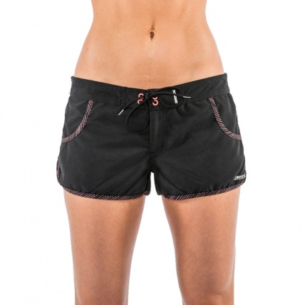 Mystic Sublime Womens Board Short Caviar front