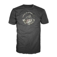 Liquid Force - Planted T- Shirt in Charcoal