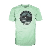Liquid Force - Broken Bubble T-Shirt in Honey Dew