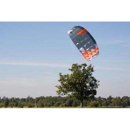 Peter Lynn Uniq Single Skin Trainer Kite in flight