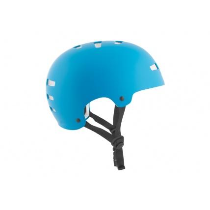 TSG Evo Helmet in Satin Dark Cyan Side