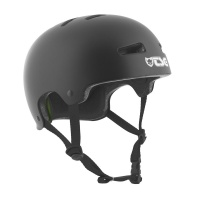 TSG - Evo Helmet in Satin Black