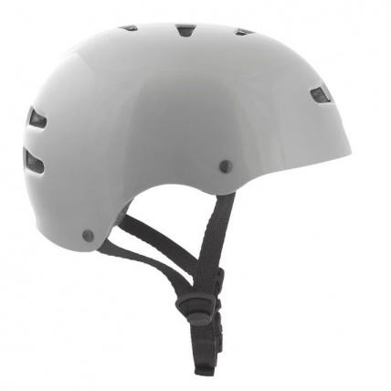 TSG Skate BMX Helmet in Injected Grey Side