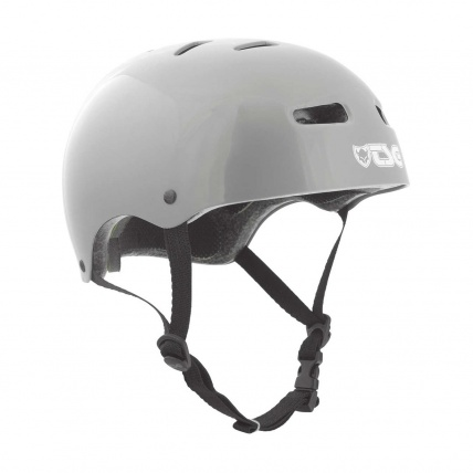 TSG Skate BMX Helmet in Injected Grey