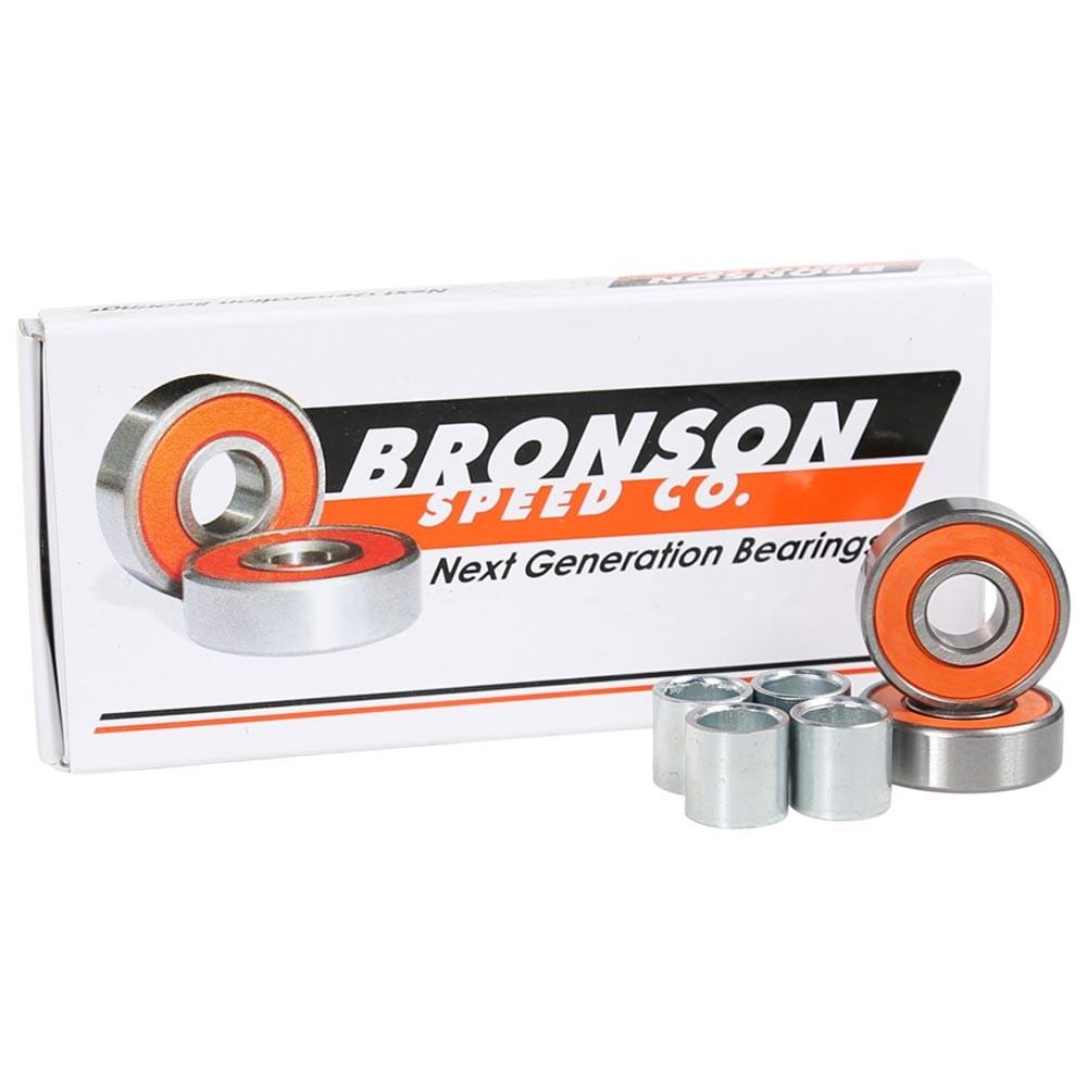 BRONSON SPEED CO NEXT GENERATION G3 SKATEBOARD BEARINGS