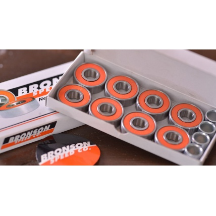 Bronson Speed Co G2 Bearings in the Box