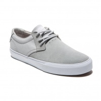 Lakai - MJ in High Rise in White/Grey Suede