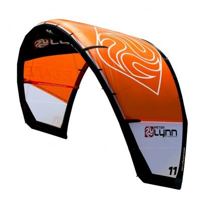 Peter Lynn Escape Kitesurfing Kite orange