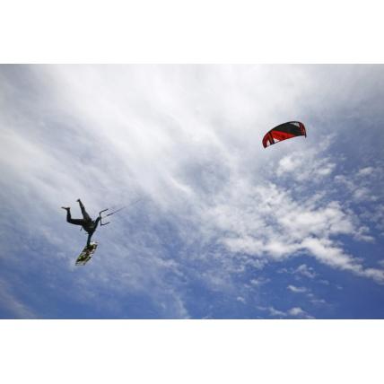 Peter Lynn Fury Kitesurfing Kite oldschool